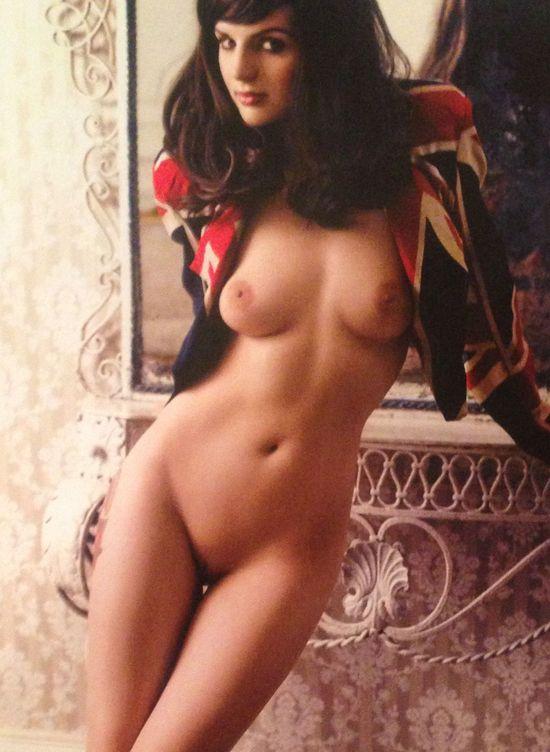 Kuzynka Kate Middleton nago w Playboyu (FOTO)