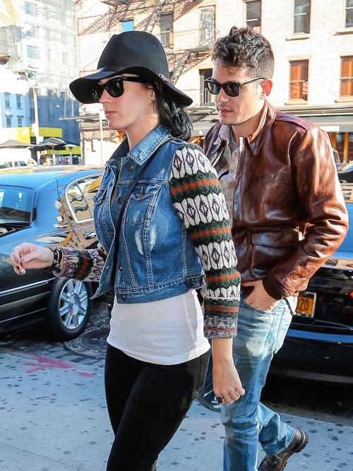 Katy Perry i John Mayer oficjalnie razem