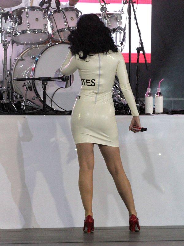Katy Perry: Bez Spanx'u czuję się gruba!