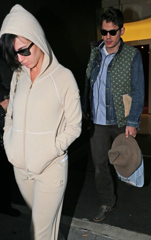 Perry i Mayer nie potrafią ze soba ostatecznie zerwać (FOTO)