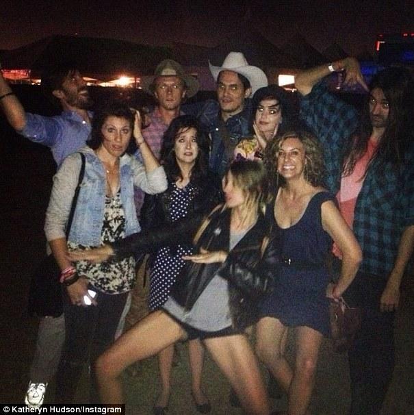 Katy Perry i John Mayer - jakie rozstanie? (FOTO)