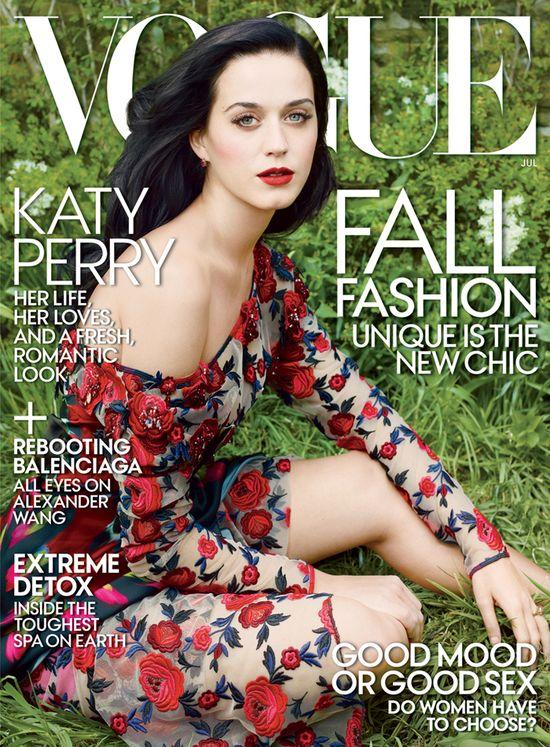 Katy Perry o swoim rodzwodzie dowiedziała się przez smsa!
