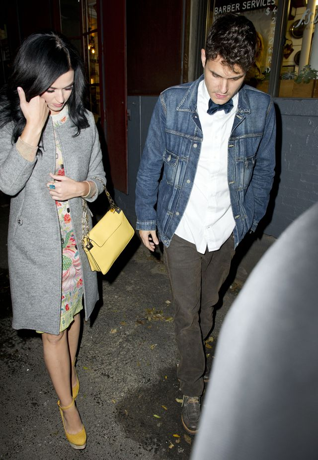 John Mayer mówi znajomym, że Katy Perry chce do niego wrócić!
