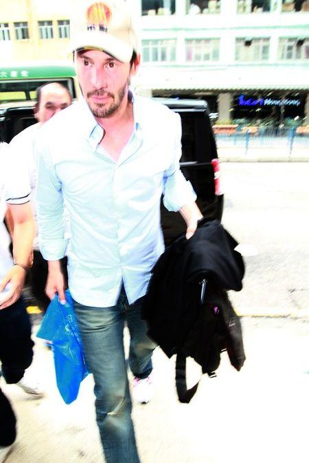 Kogo jeszcze kręci Keanu Reeves? (FOTO)