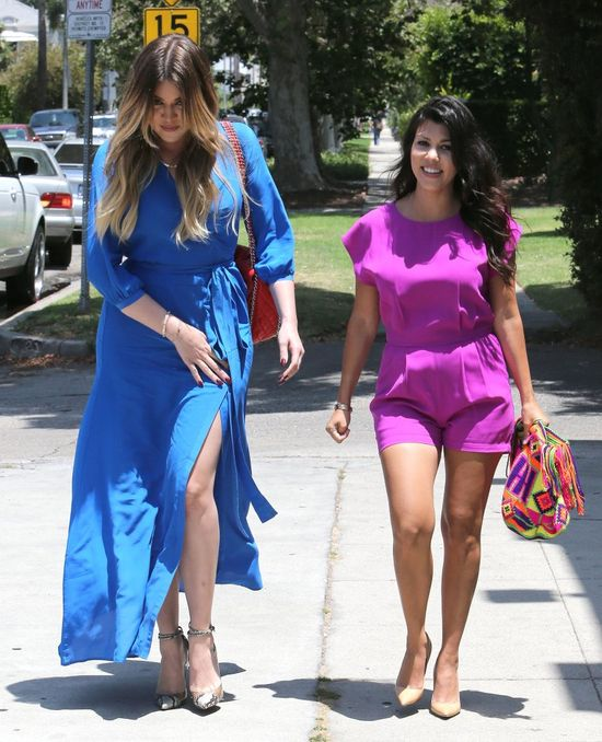 Wsp�pracownicy narzekaj� na rodzin� Kardashian�w