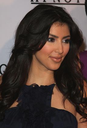 Kim Kardashian i chwila prawdy