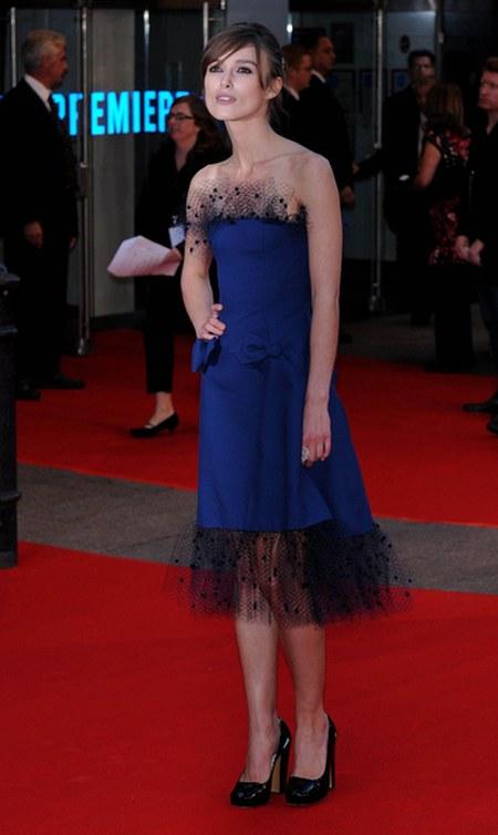 Keira Knightley o anoreksji