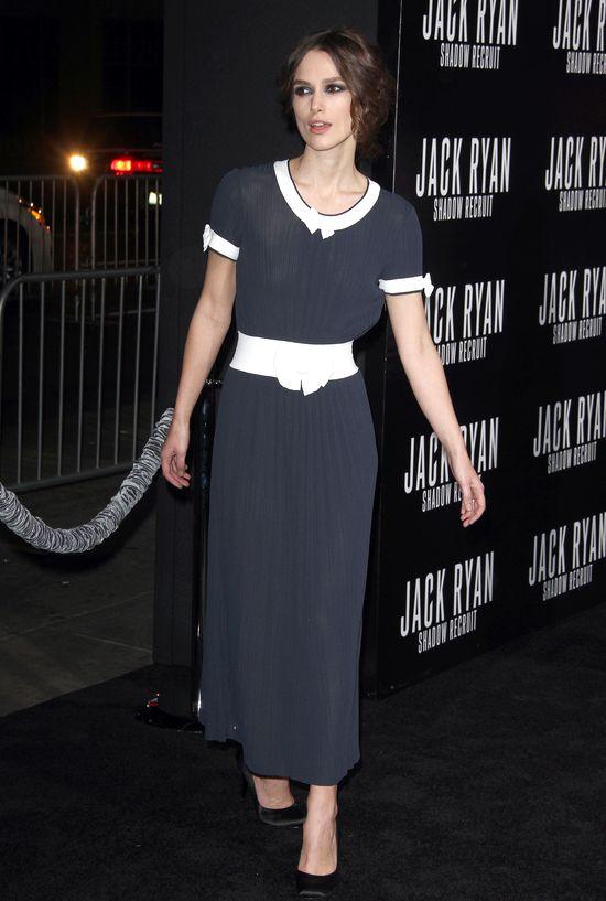 Keira Knightley: Mam duże doświadczenie z anoreksją