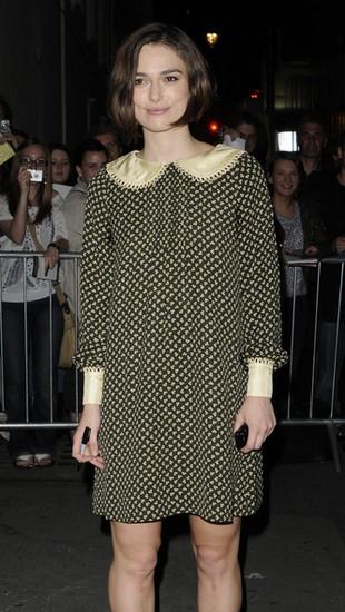 Keira Knightley jako Anna Karenina – pierwsze zdjęcia (FOTO)