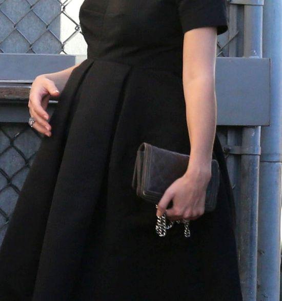 Keira Knightley coraz okrąglejsza (FOTO)
