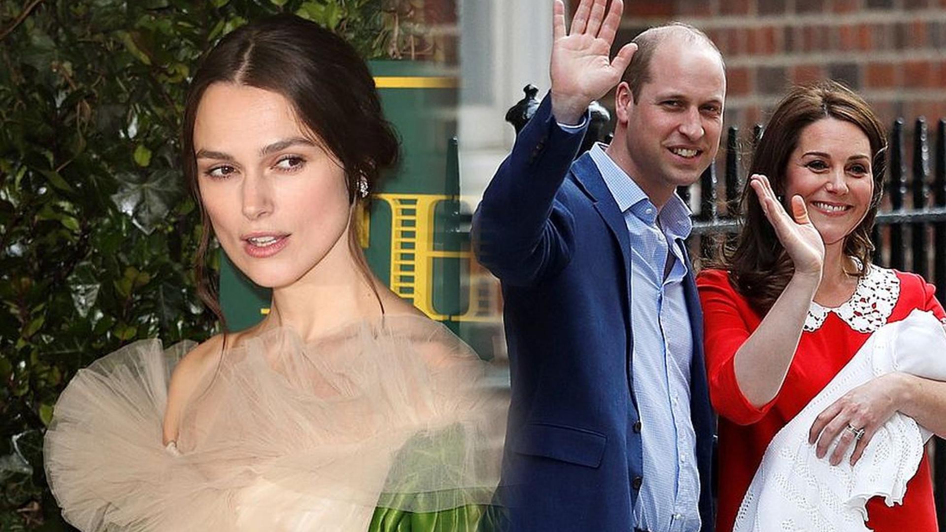 Keira Knightley OSTRO skrytykowała Księżną Kate