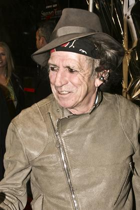 Keith Richards daje rady Amy Winehouse