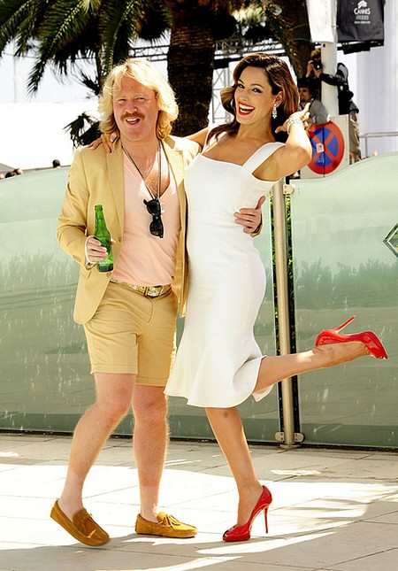 Pi�kna i bestia w Cannes (FOTO)
