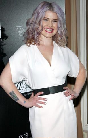 Kelly Osbourne nie zamierza rezygnować z imprez (FOTO)