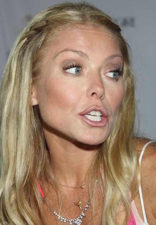 Kelly Ripa: Wstrzykuję tyle botoksu, ile się da