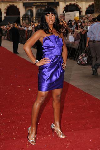 Kelly Rowland o ciąży Beyonce