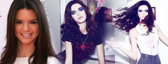 Nowe zdjęcia Kendall Jenner (FOTO)