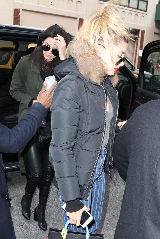 Kendall Jenner pokłóciła się z Hailey Baldwin (FOTO)