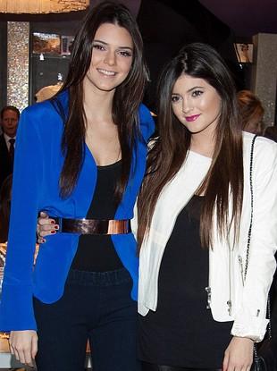 Kendall i Kylie Jenner imprezują w kasynie (FOTO)