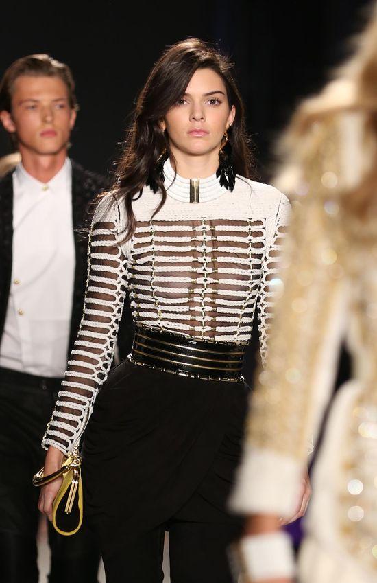 Olivier Rousteig nosił Kendall Jenner na rękach (FOTO)