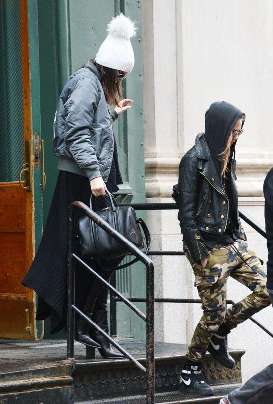 Kendall i Cara jak Piękna i Bestia (FOTO)