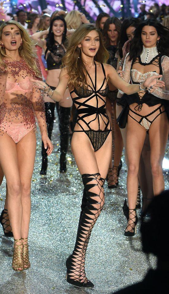 Ceniona i znana supermodelka ostro o Kendall Jenner i Gigi Hadid