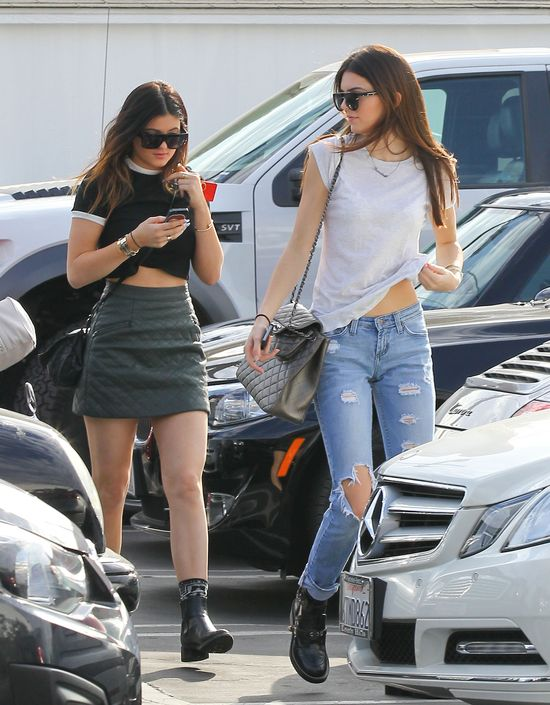 Kendall Jenner: Kylie ma obsesj� na moim punkcie!