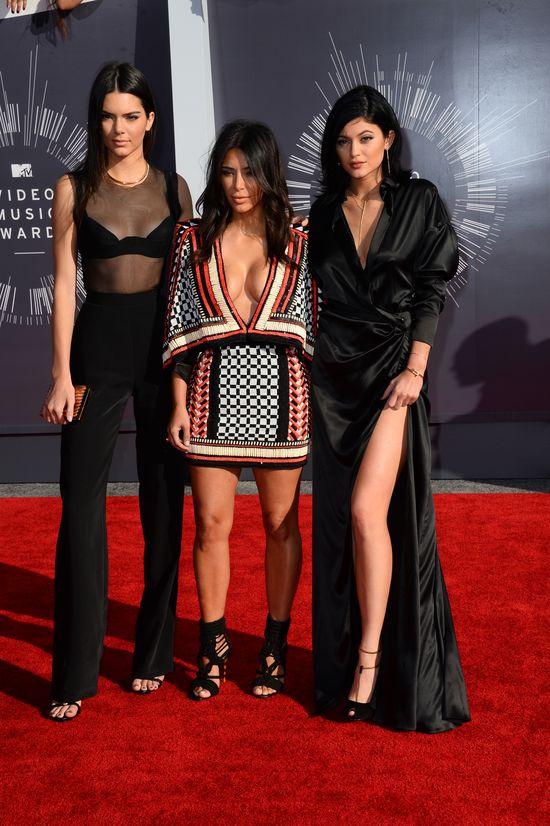 Między siostrami Jenner wybuchła wielka awantura