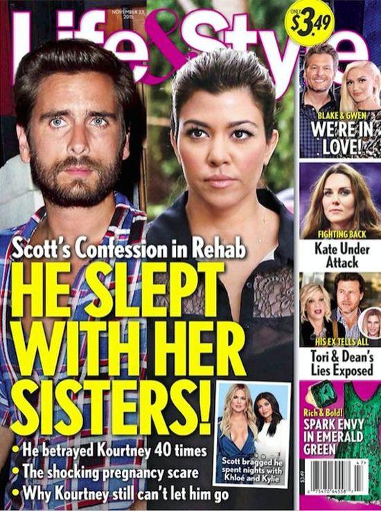 W specjalnym odcinku show Kendall Jenner opowiada o romansie ze Scottem
