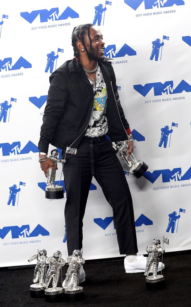 Co działo się na MTV VMA 2017?
