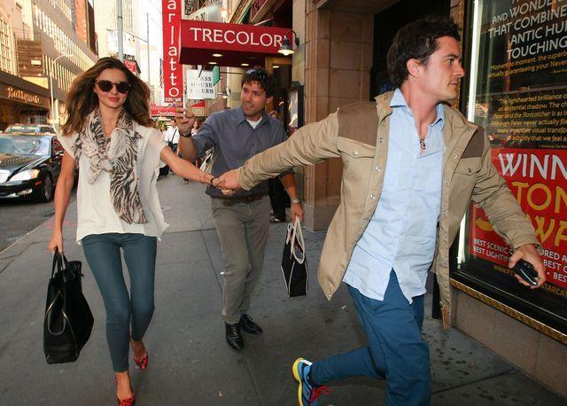 Miranda Kerr i Orlando Bloom rozwodzą się!