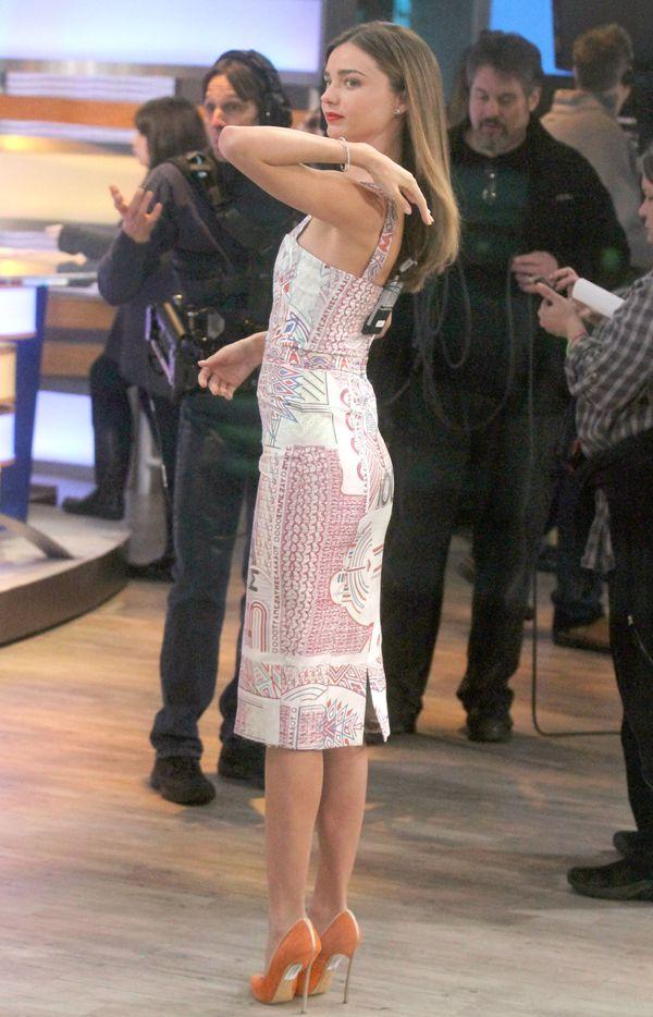Dlaczego Miranda Kerr rozluźnia współpracę z VS?