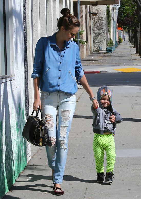 Miranda Kerr z synkiem (FOTO)