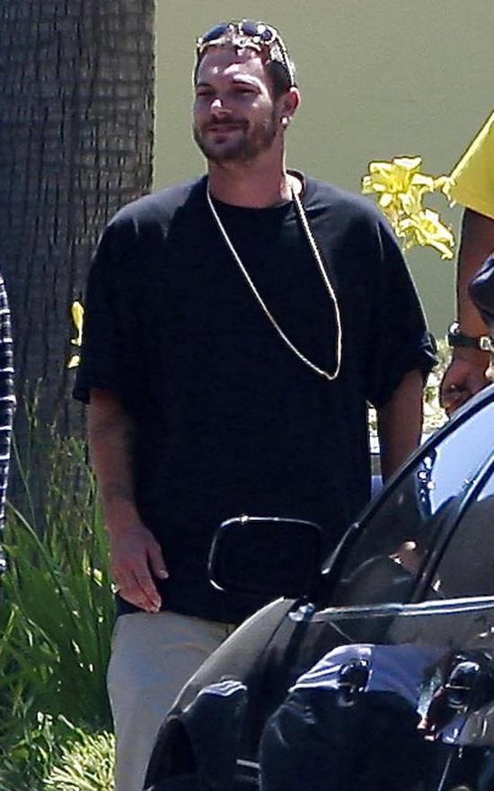 WOW! Zobaczcie, jak schudł były mąż Britney Spears! (FOTO)