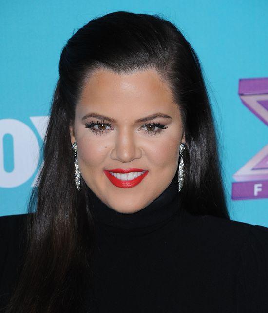 Nowa twarz Khloe Kardashian (FOTO)