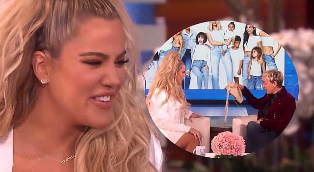 Nie uwierzysz, jak Ellen odkryła, że Kylie naprawdę jest w ciąży