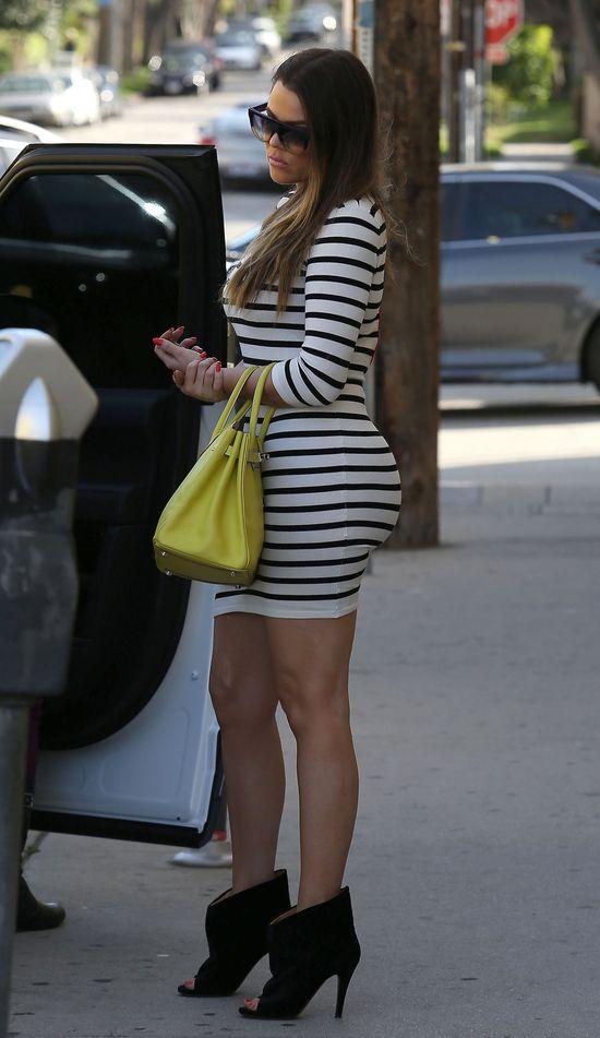 Khloe Kardashian schudła ponad 11 kilogramów! (FOTO)
