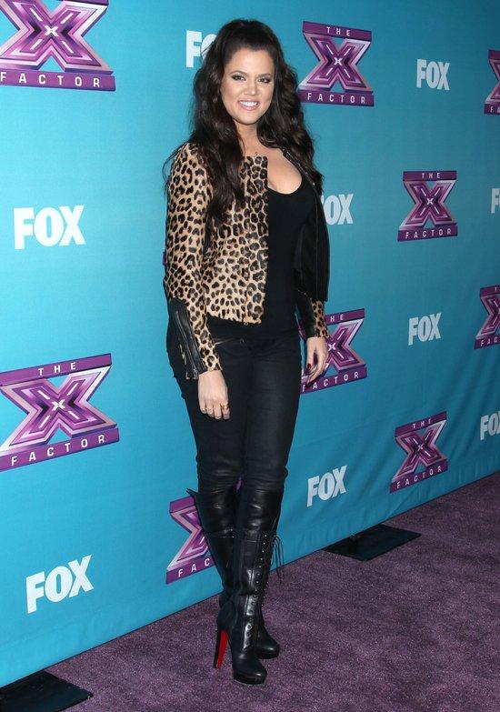 Khloe Kardashian - czyżby poszalała z wypełniaczami? FOTO