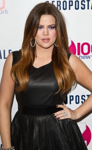 Khloe Kardashian dała się nabrać (VIDEO)