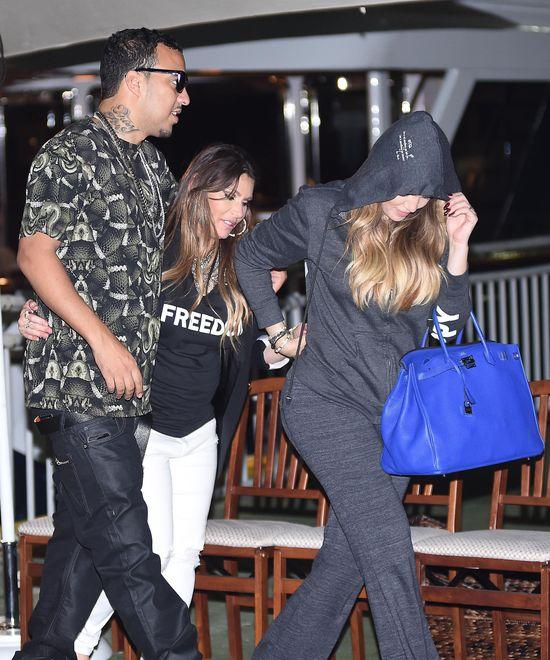 Khloe Kardashian rozbiła rodzinę French Montany!