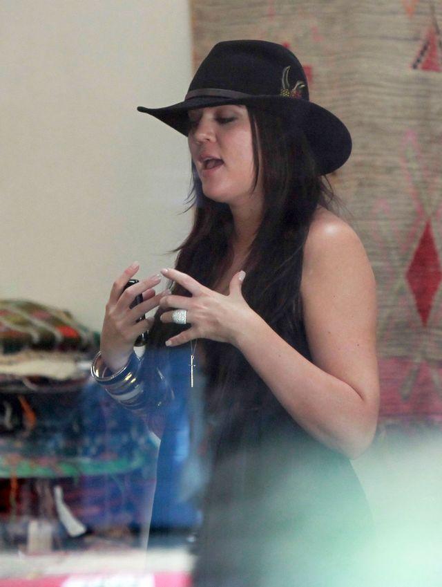 Khloe Kardashian SCHUDŁA jeszcze bardziej (ZDJĘCIA)