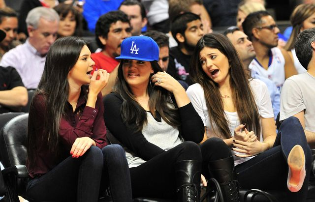 Kylie Jenner jest już grubsza od Khloe Kardashian?