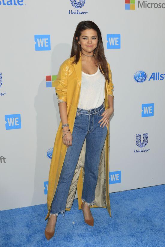 Selena Gomez bez obróbki graficznej wygląda znacznie lepiej?
