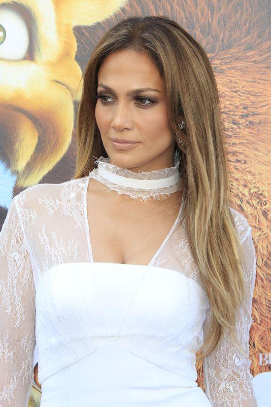 Jennifer Lopez udost�pni�a uroczy film ze swoim by�ym m�em!