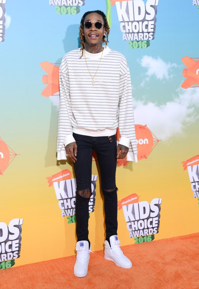 Nickelodeon's 2016 Kids' Choice Awards - czerwony dywan (FOT