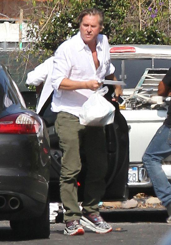 Val Kilmer z tajemniczą przyjaciółką (FOTO)