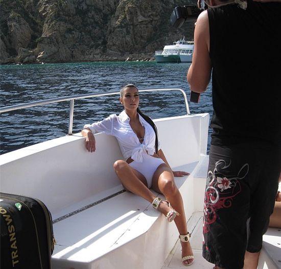 Kim Kardashian myśli już o powrocie do szczupłej sylwetki