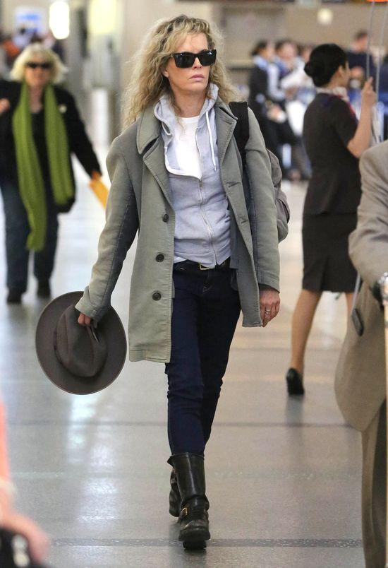 60-letnia Kim Basinger podpisała kontrakt z agencją modelek