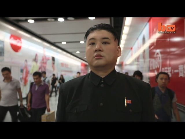 Robi karierę jako sobowtór Kim Dzong Una [VIDEO]