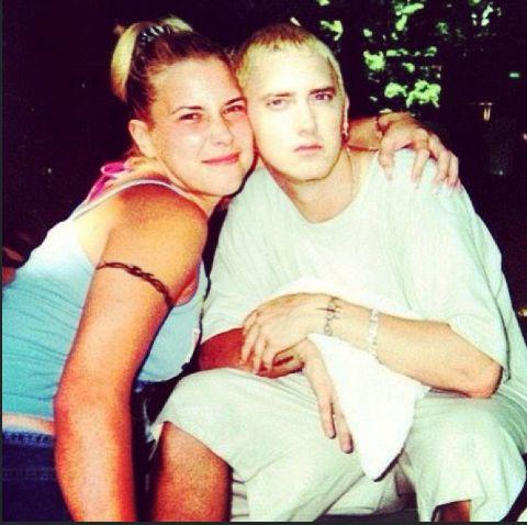 Dramatyczne wyznanie byłej żony Eminema - Chciałam się zabić